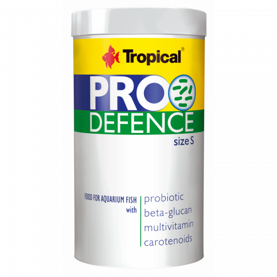 TROPICAL PRO DEFENCE SIZE S (GRANULES) 250ML/130G