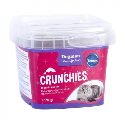 DOGMAN KOT M BOX CRUNCHIES DENTAL 75 g