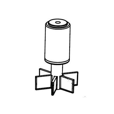 AQUAEL WIRNIK PFN/TURBO/CIR-650 KOMPLET