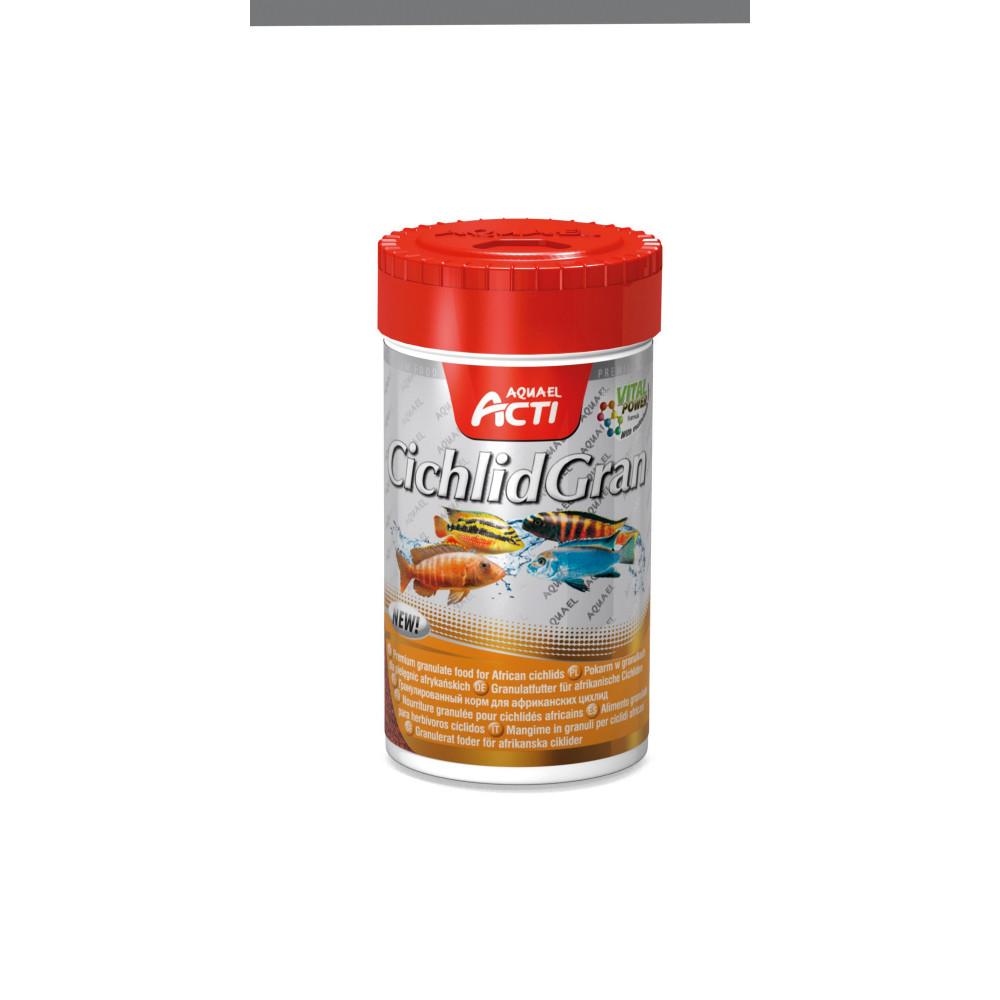 AQUAEL ACTI CICHLID GRAN 250 ML