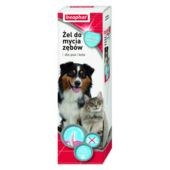 BEAPHAR DOG A DENT GEL 100G