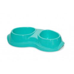 Miska PET INN SPACE BOWL 200+200 ML Sweet Line Miętowa