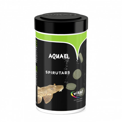 AQUAEL SPIRUTABS 250 ML