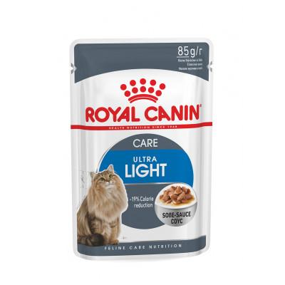 ROYAL CANIN ULTRA LIGHT W SOSIE 12X85G