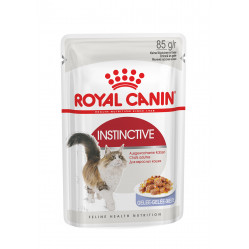 ROYAL CANIN INSTINCTIVE W GALARETCE 12X85G