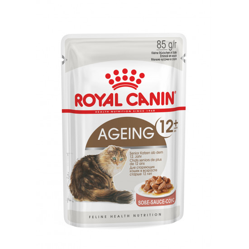 ROYAL CANIN AGEING +12 W SOSIE 12X85G