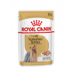 ROYAL CANIN YORKSHIRE TERRIER ADULT 85G