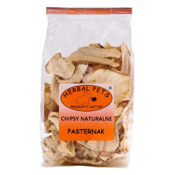 HERBAL PETS CHIPSY NATURALNE – PASTERNAK 100G