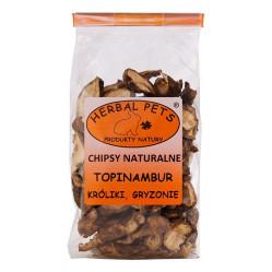 HERBAL PETS CHIPSY NATURALNE TOPINAMBUR 75G