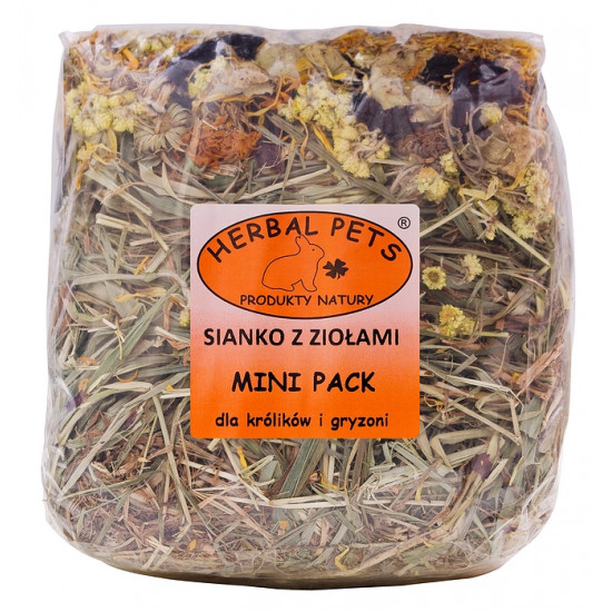 HERBAL PETS SIANKO Z ZIOŁAMI MIN PACK 300G