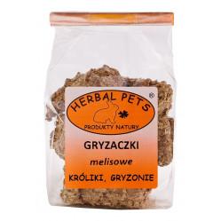 HERBAL PETS GRYZACZKI MELISOWE 140G