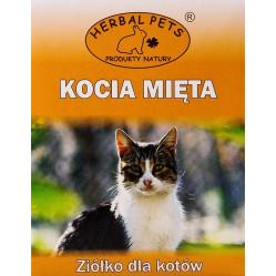 HERBAL PETS KOCIA MIĘTA DLA KOTÓW 5G