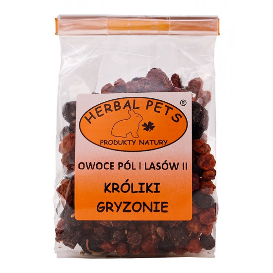HERBAL PETS OWOCE PÓL I...
