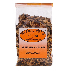 HERBAL PETS MIESZANKA NASION GRYZONIE 150G