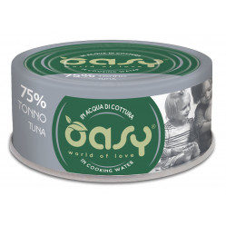 OASY MORE LOVE TUŃCZYK KOT 70G