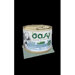 OASY ONE PUPPY - MINI -  JAGNIĘCINA PIES 200G