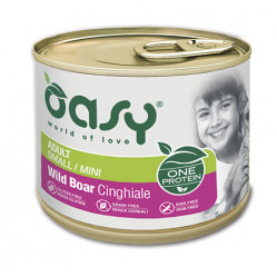 OASY ONE ADULT - MINI -  DZIK PIES 200G
