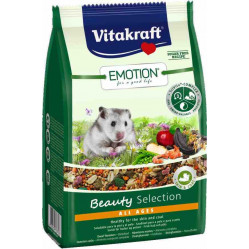 VITAKRAFT EMOTION BEAUTY MAŁY CHOMIK 300G