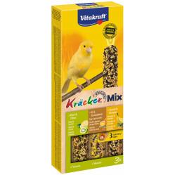 VITAKRAFT KRACKER KANAREK MIX TRIO 3SZT