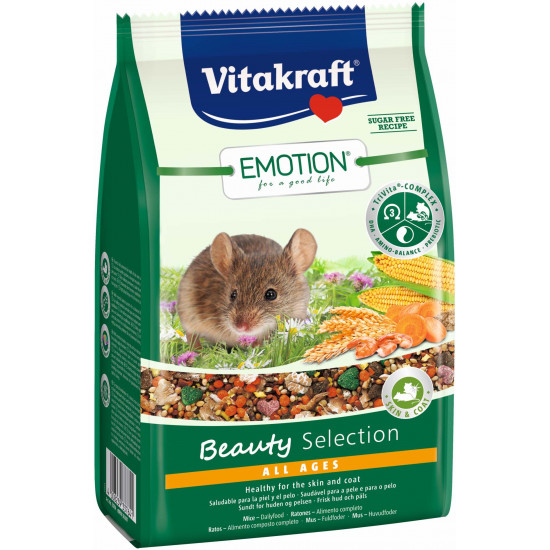 VITAKRAFT EMOTION BEAUTY MYSZ 300G