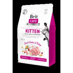 BRIT CARE CAT GRAIN FREE KITTEN 400 G