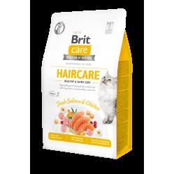 BRIT CARE CAT GRAIN-FREE HAIRCARE & SHINY COAT 2 KG