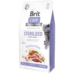 BRIT CARE CAT GF STERILIZED WEIGHT 7kg