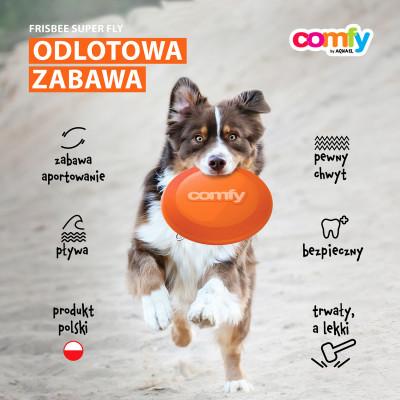 COMFY ZABAWKA SUPER FLY DYSK 23CM