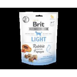 BRIT CARE FUNCTIONAL LIGHT RABBIT 150G