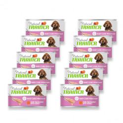 TRAINER DOG MAINTENANCE BABY STARTER ALL SIZE TURKEY 10x140 g